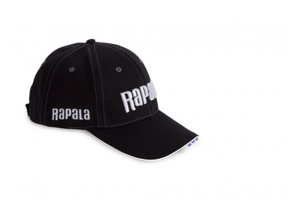 Cepure RAPALA LIGHTED CAP (melna)