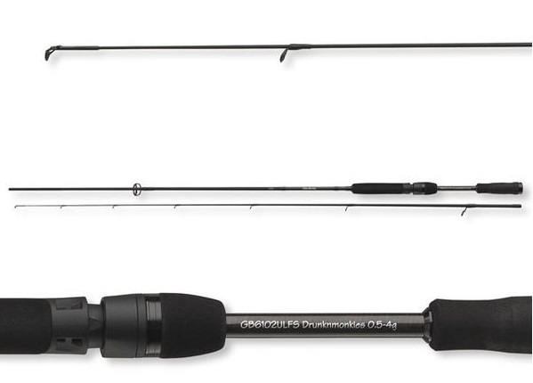 Spinings DAIWA Generation Black TWO DRUNKN MONKIES 11920-200