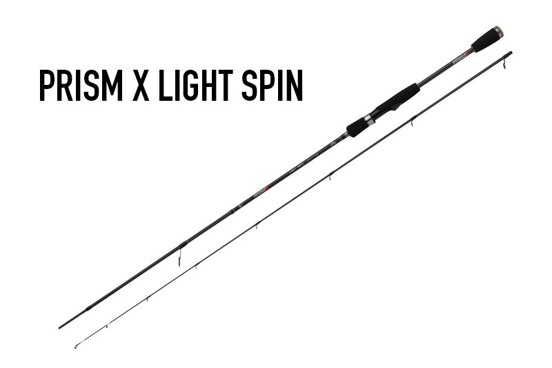 Spinings PRISM X LIGHT SPIN 210cm (2) 2-8gram NRD318