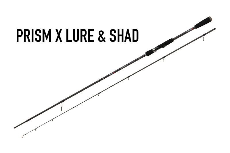 Spinings PRISM X LURE & SHAD 240 10-50gr NRD324