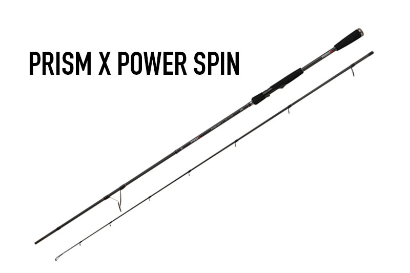 Spinings PRISM X POWER SPIN 240 20-80gr NRD326