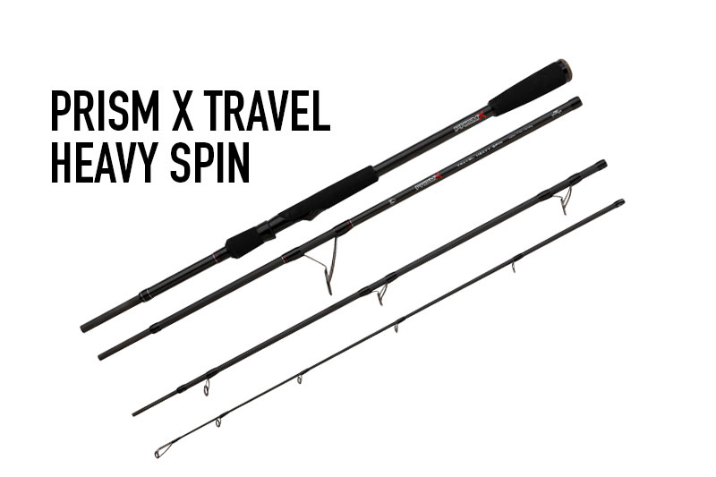 Spinings PRISM X TRAVEL HEAVY SPIN 240 30-100gr NRD335