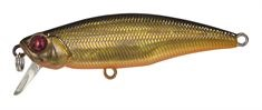 Vobleris PONTOON21 PREFERENCE SHAD 55F SR A02 GREEN TIGER PRAWN