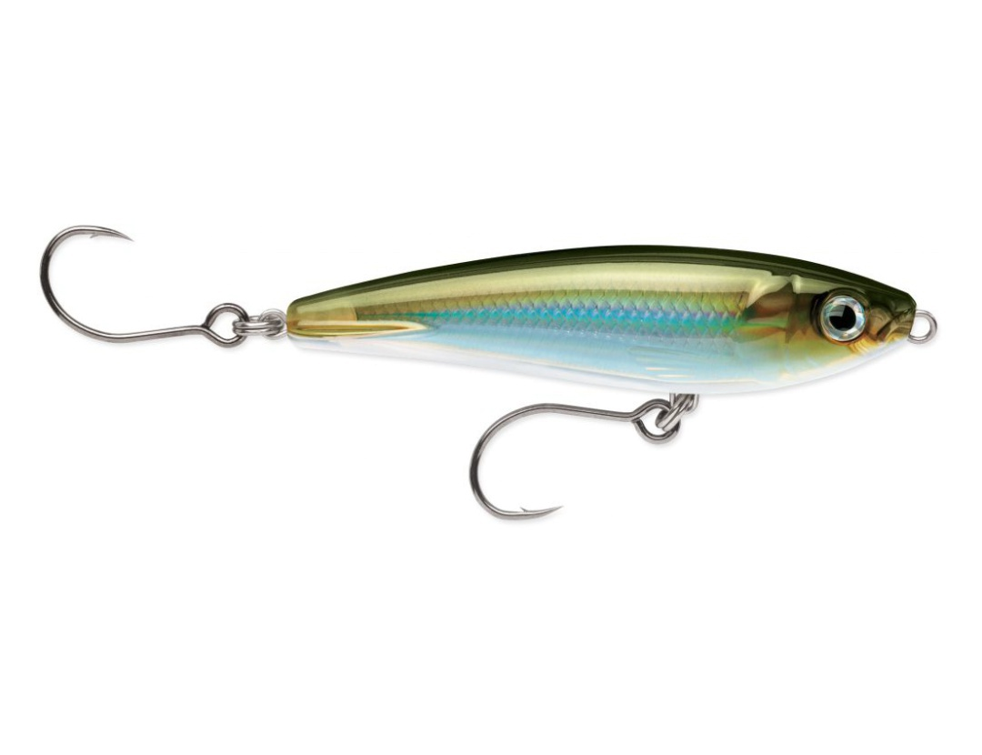 Rapala X-Rap Saltwater SubWalk Single Hook MBS