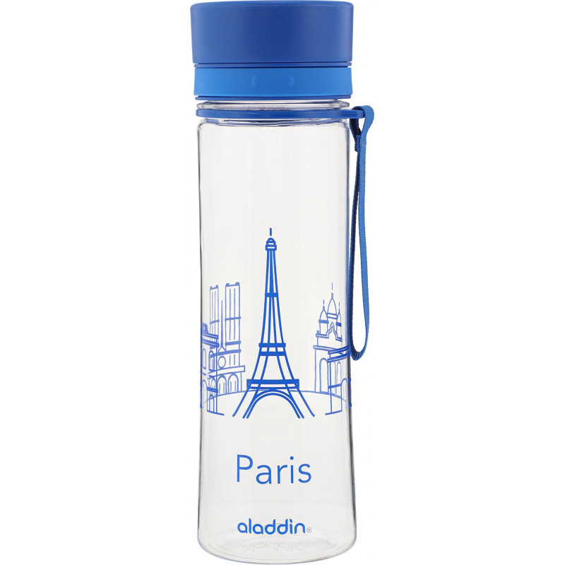 Pudele ALADDIN AVEO WATER BOTTLE 0,6L Paris